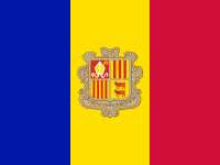 Flag: About Andorra