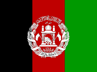 Flag: About Afghanistan