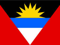 Flag: About Antigua and Barbuda