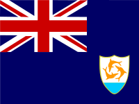 Flag: About Anguilla