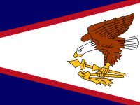 Flag: About American Samoa