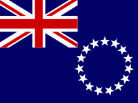 Flag: About the Cook Islands
