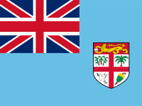 Flag: About Fiji