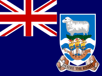 Flag: About the Falkland Islands