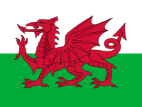Flag: About Wales