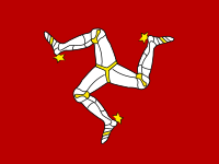 Flag: About Isle of Man