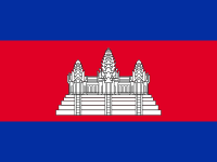 Flag: About Cambodia
