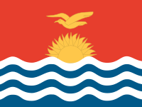 Flag: About Kiribati