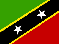 Flag: About Saint Kitts and Nevis