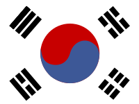 Flag: About South Korea