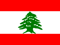Flag: About Lebanon