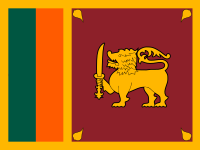 Flag: About Sri Lanka