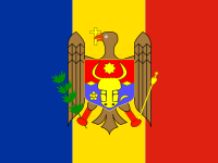 Flag: About Moldova