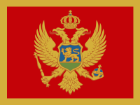 Flag: About Montenegro