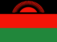 Flag: About Malawi