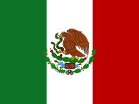 Flag: About Mexico