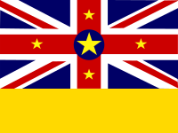 Flag: About Niue