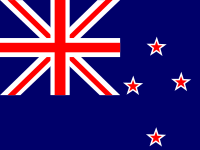 Flag: About New Zealand