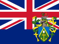 Flag: About the Pitcairn Islands