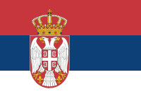 Flag: About Serbia