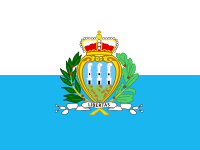 Flag: About San Marino