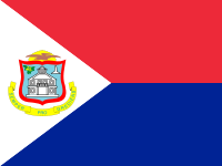 Flag: About Saint Martin