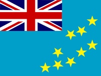 Flag: About Tuvalu