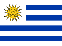 Flag: About Uruguay