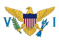 Flag: About the Virgin Islands