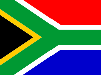 Flag: About South Africa